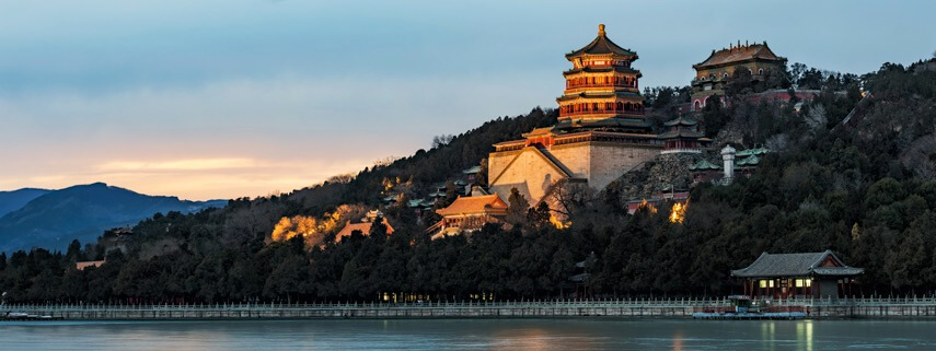 China Blog Beijing's Summer Palace