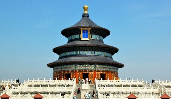 China Blog Beijing's Temple of Heaven