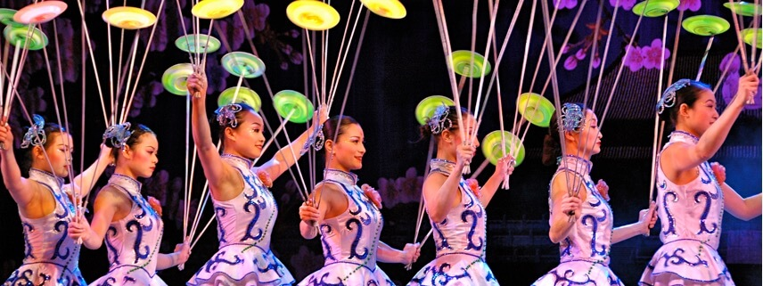 China Blog Evening Activities in China