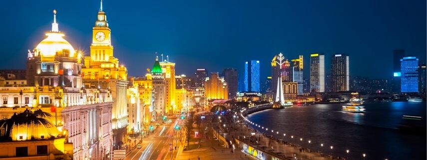 China Blog Shanghai's Bund