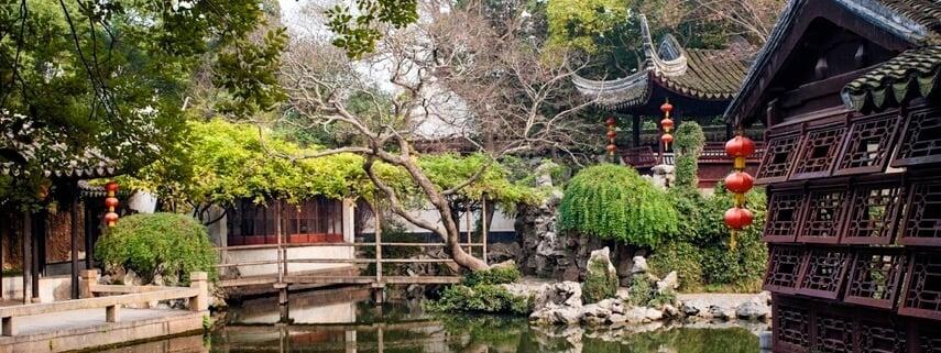 China Blog Suzhou's Gardens