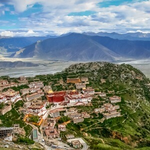 China destinations tibet featured