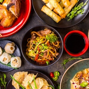china resources featured cuisine
